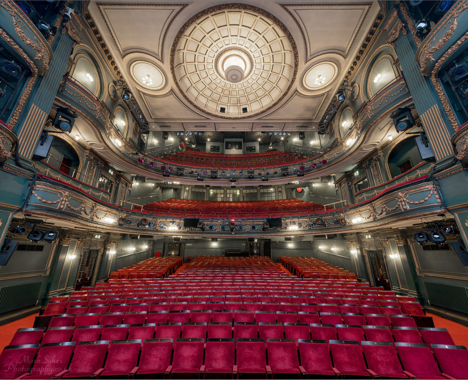 Vipa Aldwych Theatre