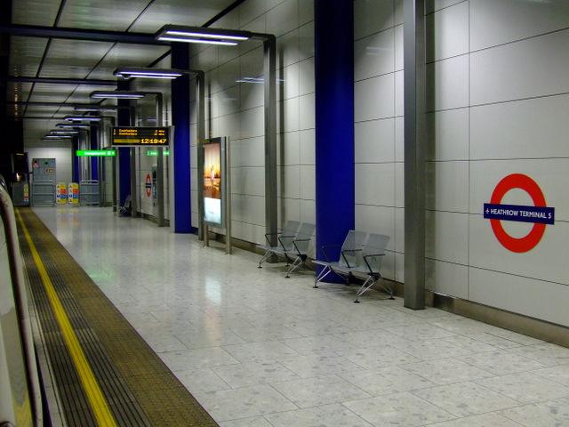 VIPA Heathrow Term. 5
